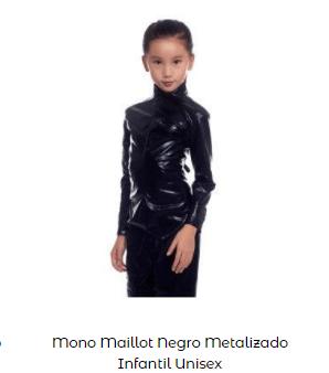 Disfraz eduardo manostijeras mono cuero infantil unisex