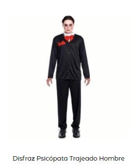 Disfraz saw halloween hombre