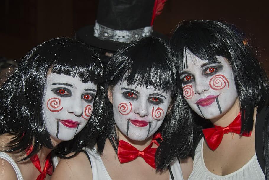 disfraces saw Halloween