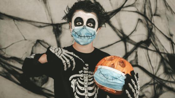 Mascarillas de tela para la cara con dibujos
