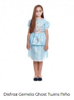 Disfraz El Resplandor Stephen King niña