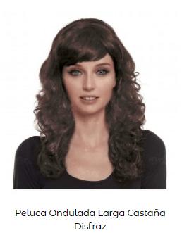 Disfraz El Resplandor Stephen King peluca