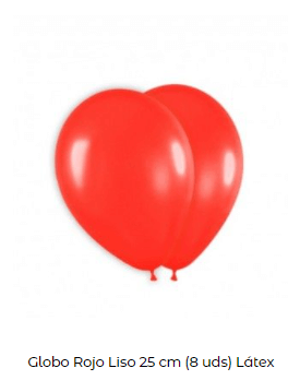 IT Stephen King globos rojos