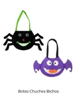 Origen Halloween Truco trato bolsa araña
