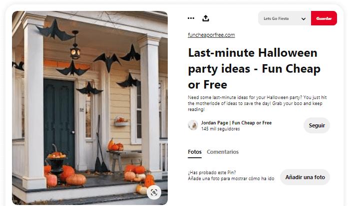 origen Halloween truco o trato pedir caramelos entrada