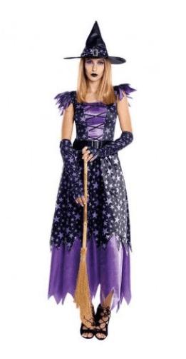 disfraces de bruja mujer original