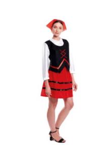 disfraz de Gretel mujer