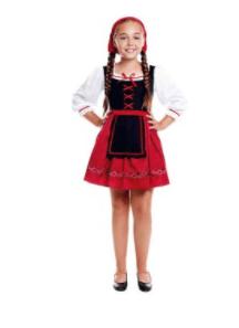 disfraz de Gretel para niña