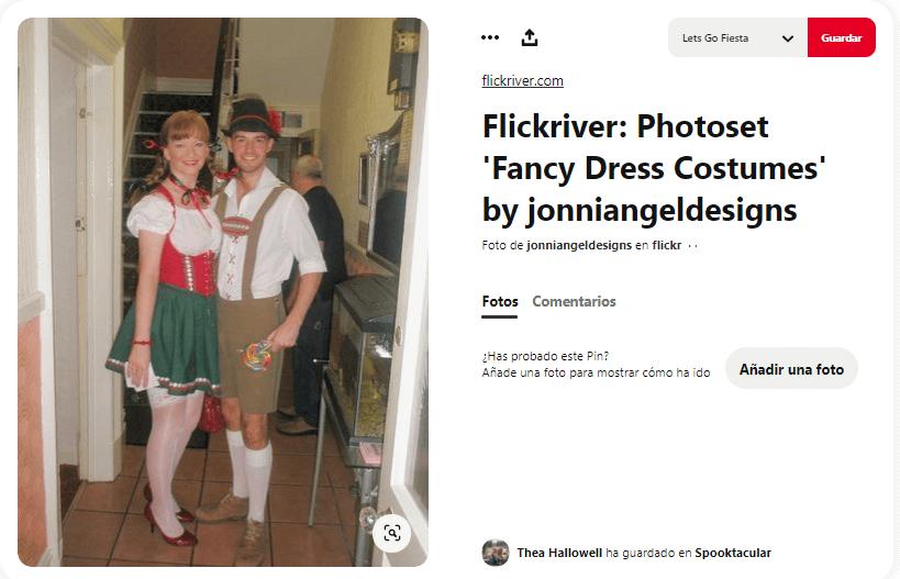 disfraz de Hansel y Gretel para adultos