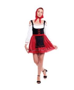 disfraz de Gretel para mujer