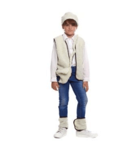 Disfraz Hansel niño