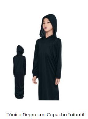 disfraz túnica scream infantil niños