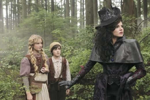 hansel y gretel once upon a time