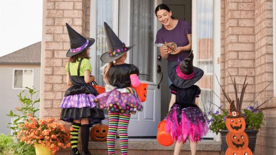 Origen de Halloween Truco o Trato significado