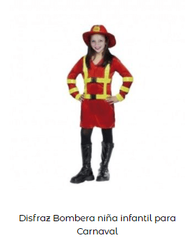 actividades niños estimular imaginación bombero niña