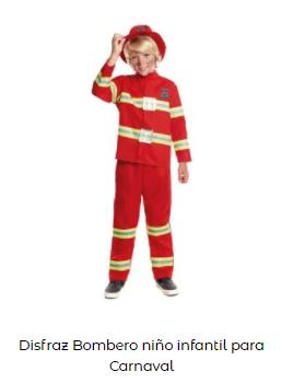 actividades niños estimular imaginación bombero niño