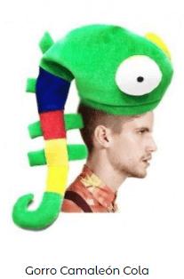Juegos para estimular imaginación sombrero lagarto