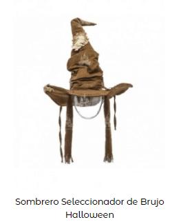 disfraces harry potter sombrero para navidad