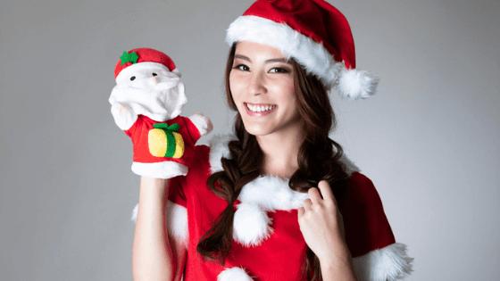 titeres de dedos navideños