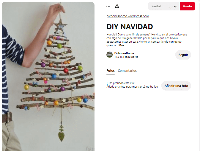 ideas cómo hacer un árbol de navidad materiales reciclados
