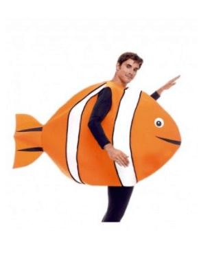 karaoke villancicos navideños disfraz pez