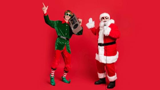 karaoke villancicos navideño