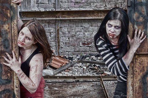 día del orgullo zombi disfraces