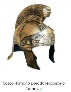 casco romano para disfraz among us