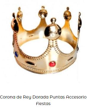 corona para disfraz among us