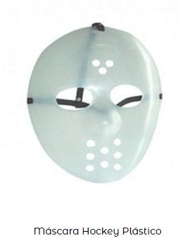 máscara hockey para disfraz among us
