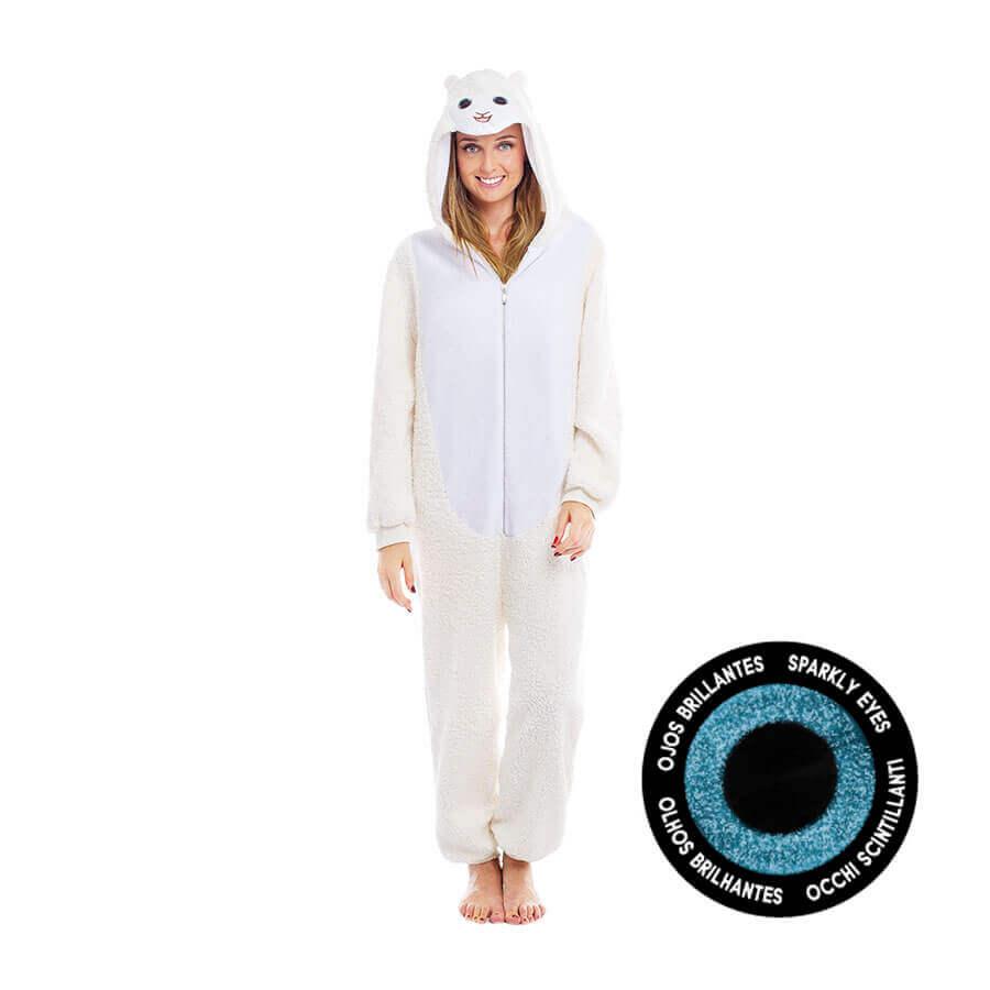 disfraz pijama oveja para adulto