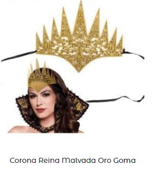 accesorio corona disco mal querer Rosalía