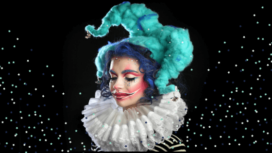 maquillaje carnaval fantasia