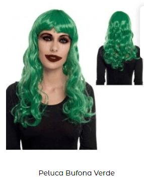 melena bufona verde Frankenstein