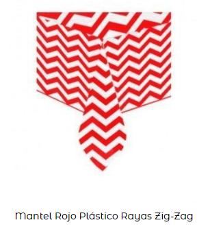 día de san Valentín mantel rojo mesa decoración