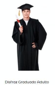disfraces élite netflix graduado adulto