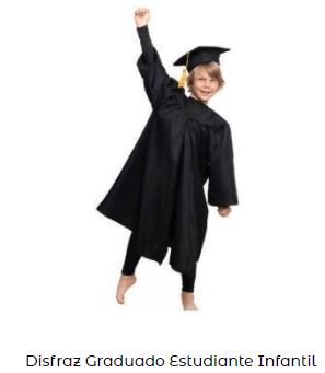 disfraces élite netflix graduado niño