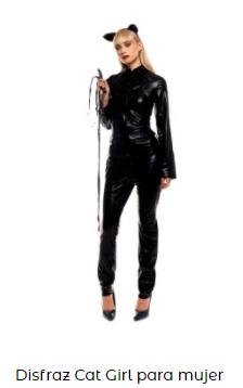 disfraz de catwoman mujer