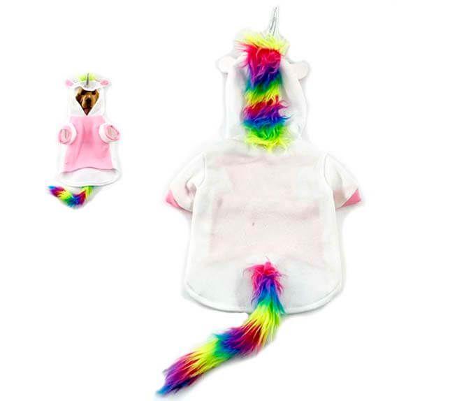 disfraz de gato unicornio