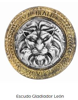 disfraz vikings escudo