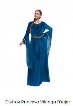 disfraz vikings princesa lagertha