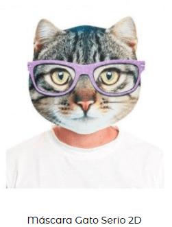 máscara día del gato curiosidades