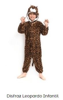 dia munidal del teatro rey león leopardo niños