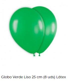 globos decoración san patricio