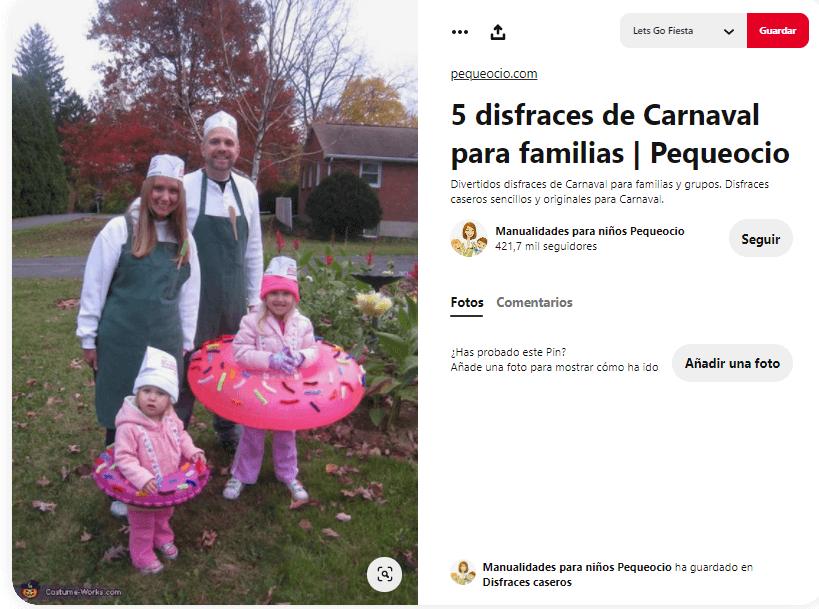 disfraces de cocinero semana santa en casa dulces niños