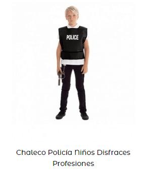 disfraces padres e hijos casa de papel polis