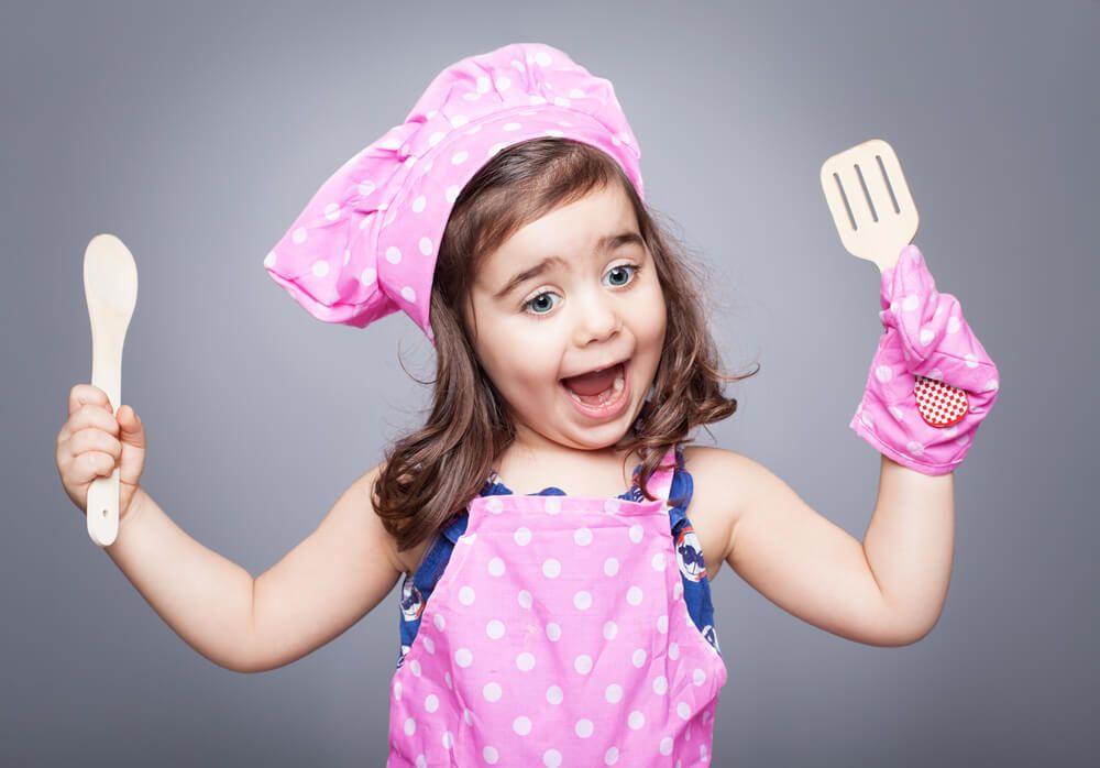 disfraz de cocinero niños semana santa