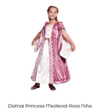 teatro en casa disfraz Julieta niña