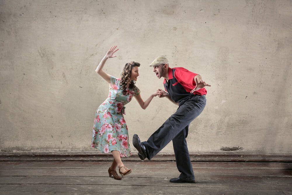 día internacional de la danza swing