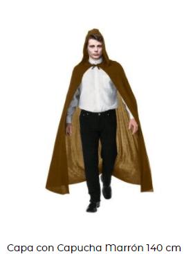 disfraces de star wars capa marrón